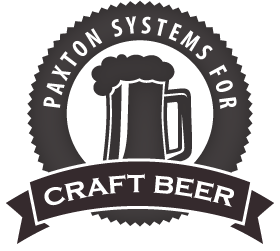 Paxton for Craft Beer Logo