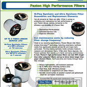 Paxton Filters Brochure