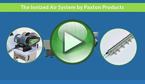 Video demonstration of the Ionized Air System