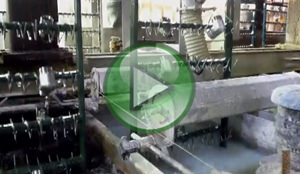 Video of Coating Industrial Parts