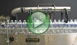 Water Bottle Dry System